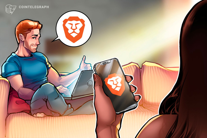 Unstoppable Domains' .crypto websites now available via Brave browser